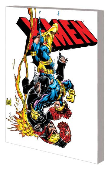 X-men: Onslaught Aftermath
