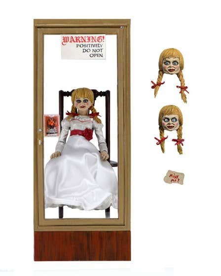 Conjuring Universe Annabelle 3 Annabelle Ultimate 7in Af