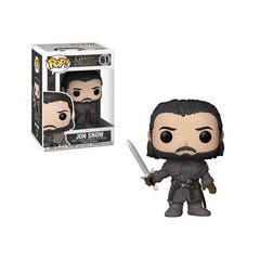 Jon Snow Beyond the Wall POP! Game of Thrones Vinyl Figure