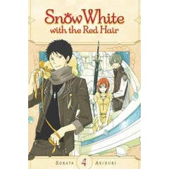 Snow White with the Red Hair, Vol. 4