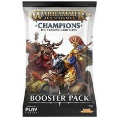 Champions Booster Packs