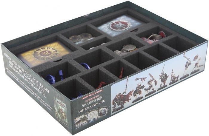 Feldherr Foam Tray Set for Warhammer Underworlds: Shadespire