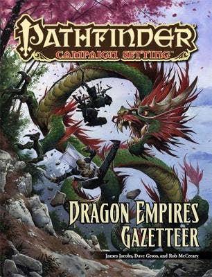 Dragon Empires Gazetteer
