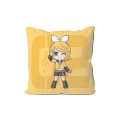 Kagamine Rin Pillow Case 50x50 cm