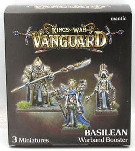 Basilean Warband Faction Booster