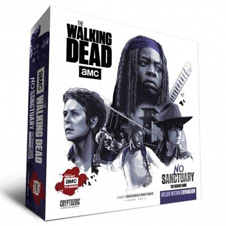 The Walking Dead: No Sanctuary – Expansion 2: Killer Within