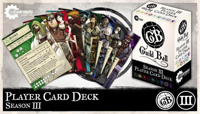 Season 3 Player Card Deck