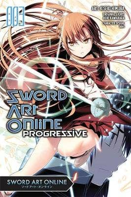 Sword Art Online Progressive, Vol. 3 (manga)