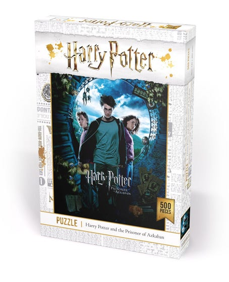 Harry Potter and the Prisoner of Azkaban Puzzle (500)