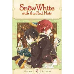 Snow White with the Red Hair, Vol. 9