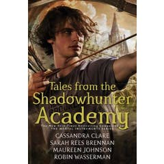 Tales from the Shadowhunter Academy HC