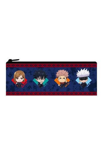 Characters Pencil Case