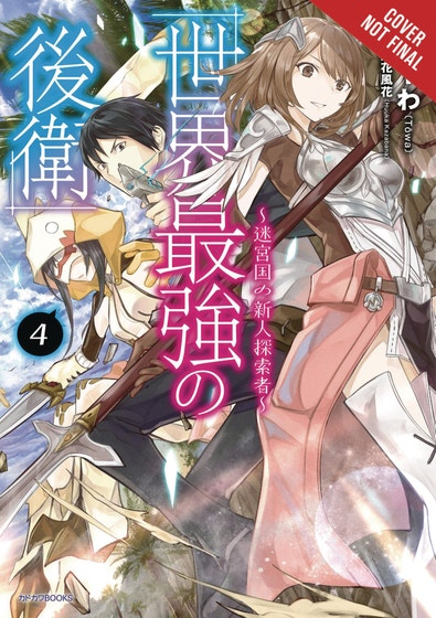 The World's Strongest Rearguard: Labyrinth Country's Novice Seeker, Vol. 4 (light novel)