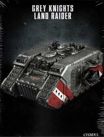 Grey Knights Land Raider