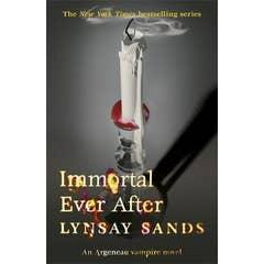 Immortal Ever After: Book Eighteen