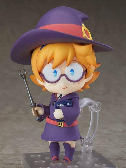 Little Witch Academia Lotte Jansson Nendoroid Af