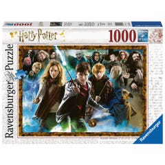 Harry Potter Characters Poster Puzzle (1000)