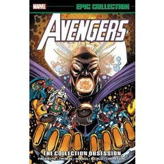 Avengers Epic Collection: The Collection Obsession