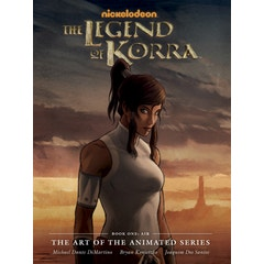Legend Of Korra, The: The Art Of The Animated Series Book One: Air (second Edition)