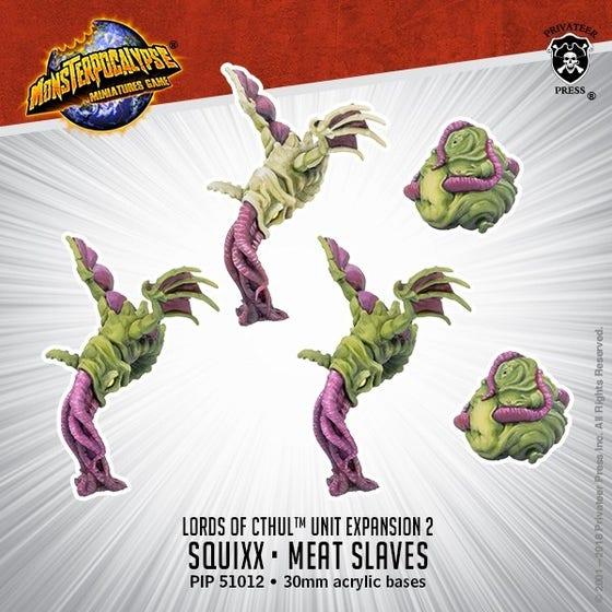 Squix & Meat Slaves