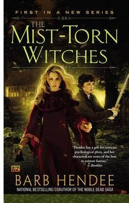 The Mist-Torn Witches