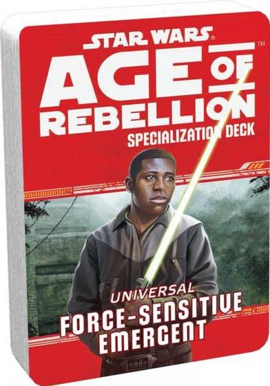 Force Sensitive Emergent Specialization Deck