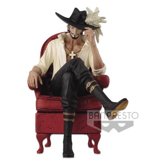 One Piece Creator X Creator Dracule Mihawk Fig