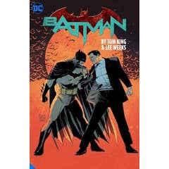 Batman by Tom King and Lee Weeks Deluxe Edition