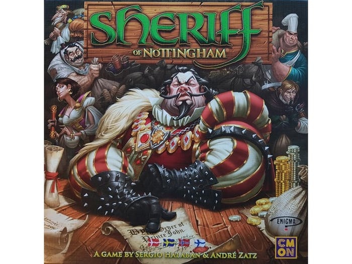 Sheriff of Nottingham NO