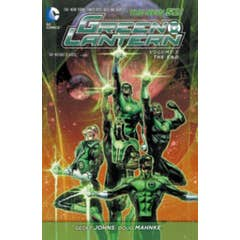 Green Lantern Vol. 3: The End (The New 52)
