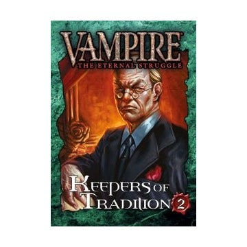 Vampire: The Eternal Struggle – Keepers of Tradition 2