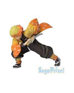 Agatsuma Zenitsu Sega Prize PVC Statue 14 cm