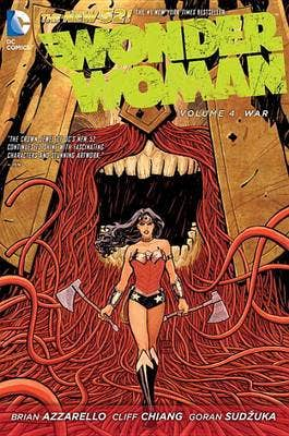 Wonder Woman Vol. 4 War (The New 52)