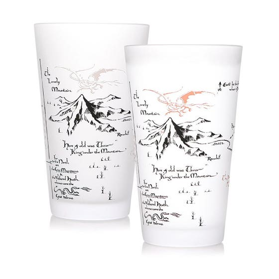 Lonely Mountain Cold Change Glass