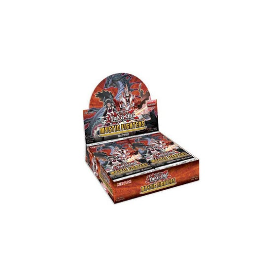 Mystic Fighters Booster Display Box