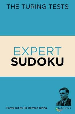 The Turing Tests Expert Sudoku