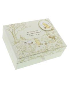 Winnie the Pooh Heritage Keepsake Box with Drawers