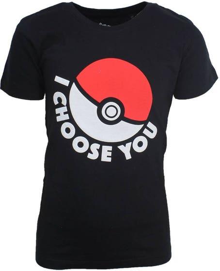 Pokeball Kid's T-Shirt (122/128)