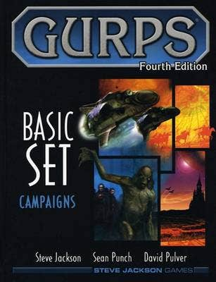 GURPS Fourth Edition Basic Campaigns