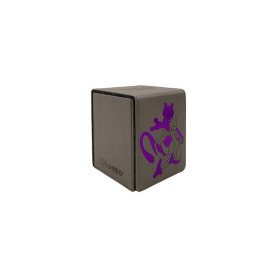 Mewtwo Alcove Flip Deck Box