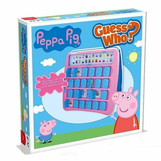 Guess Who Pepa Pig