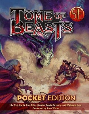 Tome of Beasts Pocket Edition