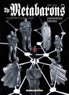 The Metabarons: The First Cycle