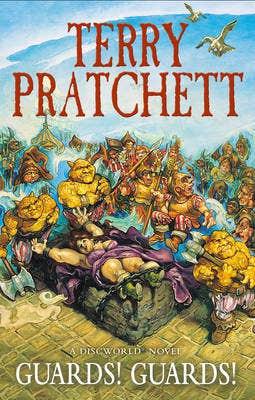 Guards! Guards!: (Discworld Novel 8)
