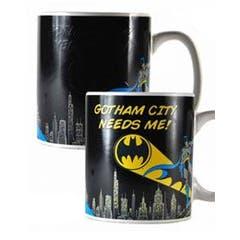 Gotham City Needs Me Heat Change Mug 400ml