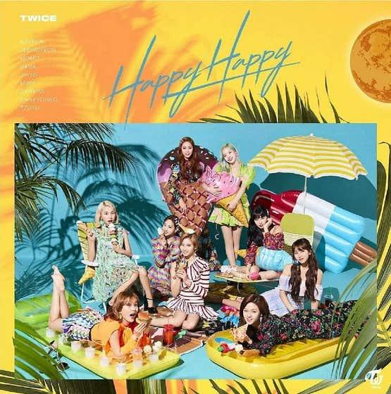 Happy Happy Album