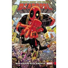 Deadpool: World's Greatest Vol. 1 - Millionaire With A Mouth
