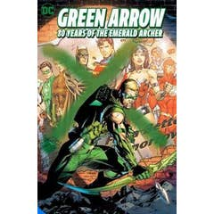 Green Arrow: 80 Years of the Emerald Archer The Deluxe Edition HC