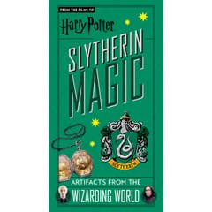 Harry Potter: Slytherin Magic - Artifacts from the Wizarding World: Slytherin Magic - Artifacts from the Wizarding World