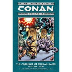 Chronicles Of Conan Volume 15: The Corridor Of Mullah-kajar And Other Stories